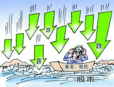 如何应对股市暴跌?