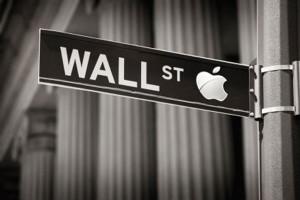预计苹果股价年内突破$110