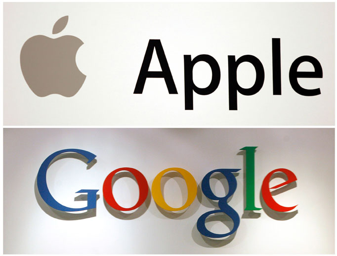 谷歌或将超越苹果成首个万亿美元公司