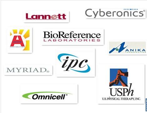 11家医疗保健公司入选美国小型上市公司TOP100