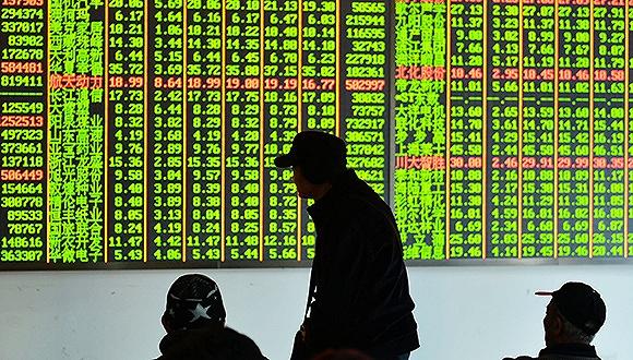 A股惨跌13% 美股强势依旧