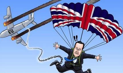 金融大亨出面 警示英国脱欧风险巨大